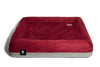 Zee.Dog Bed Cover | Burgundy - Bedding - Zee.Dog - Shop The Paws