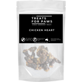 Treats For Paws - Chicken Heart | Treats | TreatsForPaws - Shop The Paws