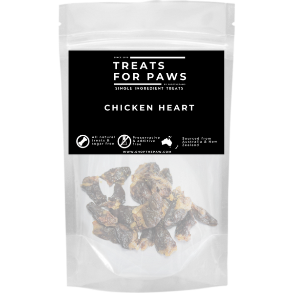 Treats For Paws - Chicken Heart