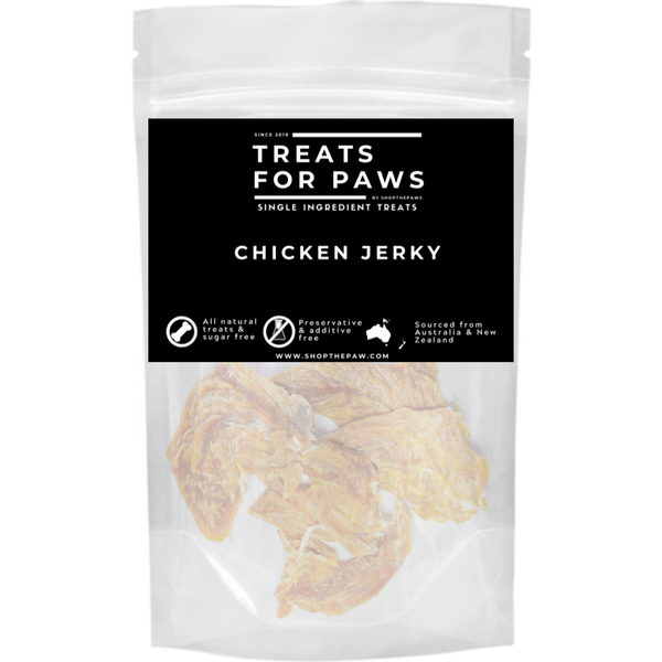 Treats For Paws - Chicken Jerky