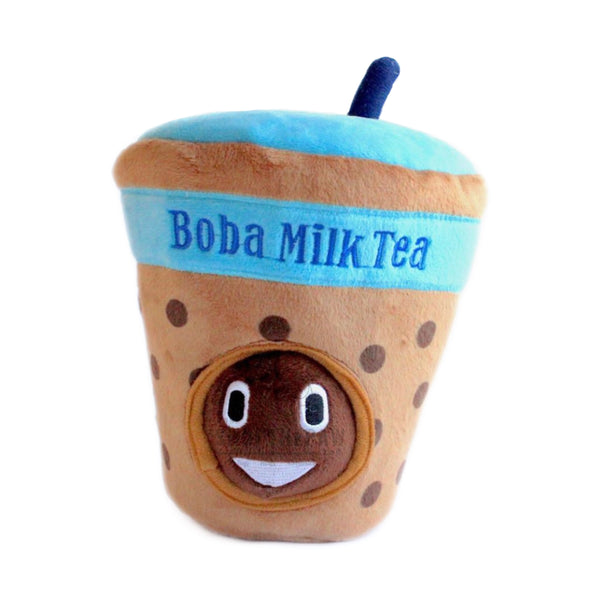 Boba Milk Tea Burrow Dog Toy | Toys | shopthepaw - Shop The Paws