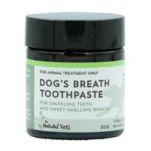 Load image into Gallery viewer, The Natural Vets Dog's Breath Toothpaste | Supplement | The Natural Vets - Shop The Paws