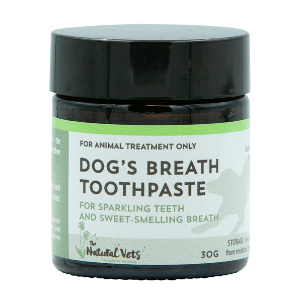 The Natural Vets Dog's Breath Toothpaste | Supplement | The Natural Vets - Shop The Paws
