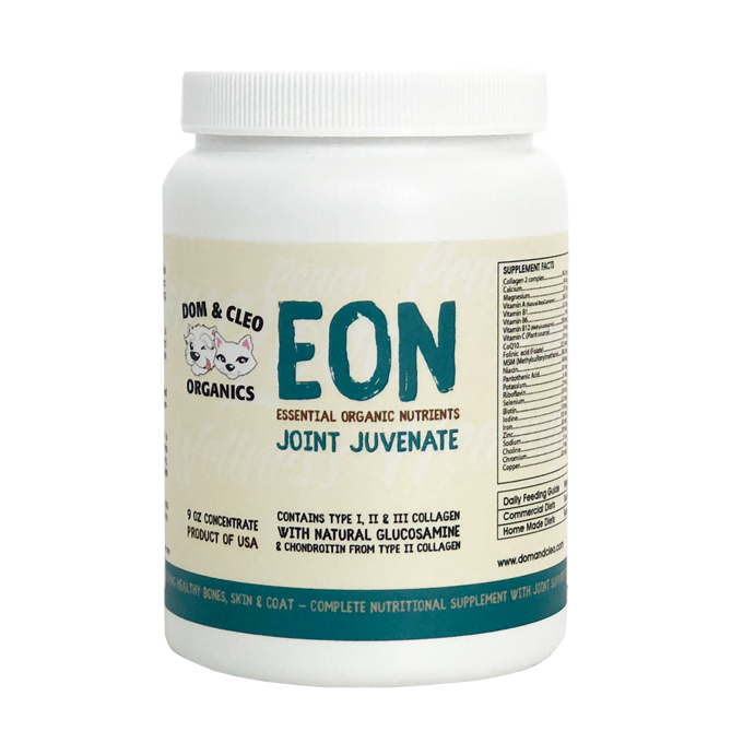 Dom & Cleo Organics EON Joint Juvenate Supplement