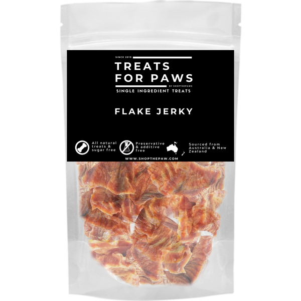 Treats For Paws - Flake Jerky