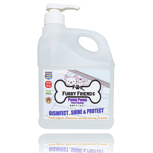 For Furry Friends Pump Pump Floor Cleaner | Grooming | For Furry Friends - Shop The Paws