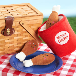 ZippyPaws Miniz Chicken Drumsticks | Toys | ZippyPaws - Shop The Paws
