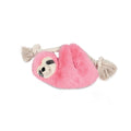 Fringe Studio Pretty Petunia Pink Sloth Dog Plush Toy | Toys | Fringe Studio - Shop The Paws