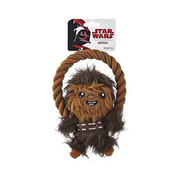 petco Chewbacca dog toy