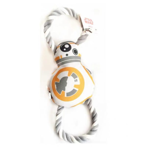 Star Wars BB-8 dog toys
