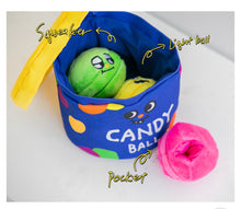 Load image into Gallery viewer, Bite Me Candy Jar Burrow | Toys | BiteMe - Shop The Paws
