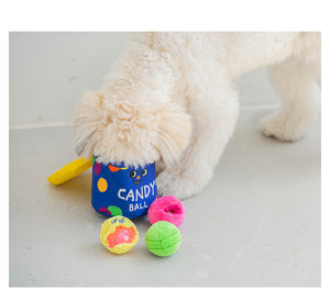 Bite Me Candy Jar Burrow | Toys | BiteMe - Shop The Paws