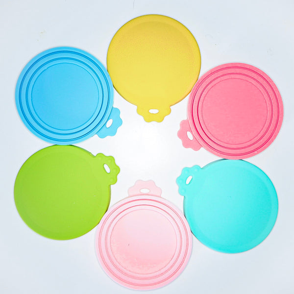 Silicone Can Cover Set | Accessories | shopthepaw - Shop The Paws