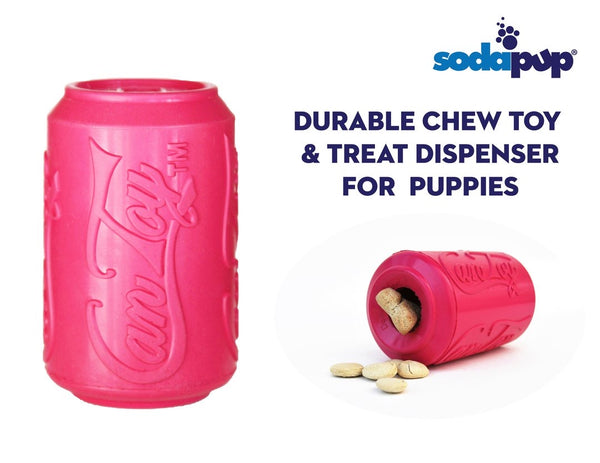 Sodapup - Puppy Can Toy