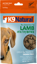 K9 Natural Freeze Dried Lamb Healthy Bites Treats | Supplement | K9 Natural - Shop The Paws