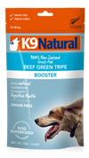 K9 Natural Freeze Dried Beef Tripe Booster | Supplement | K9 Natural - Shop The Paws
