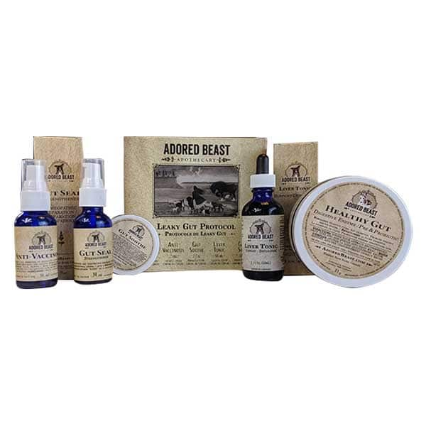 Adored Beast Leaky Gut Protocol (5 Product Kit) | Health | Adored Beast - Shop The Paws