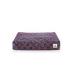 Ohpopdog - Heritage Microbeads Bed Baba Navy 150 | Bedding | Ohpopdog - Shop The Paws