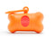Modern Kanine® Dog Waste Bag Dispenser with 3 refill rolls - Orange & Coral - Accessories - Modern Kanine - Shop The Paws
