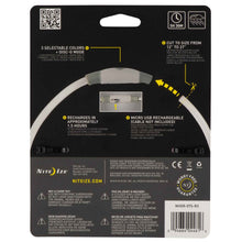 Load image into Gallery viewer, Nite Ize NiteHowl Disc-O Select Rechargeable LED Safety Necklace