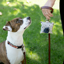 Load image into Gallery viewer, Fringe Studio Nosey Dog Spot Waste Bag Dispenser