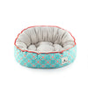 Ohpopdog - Heritage Reversible Bed Straits Mint 17 | Bedding | Ohpopdog - Shop The Paws
