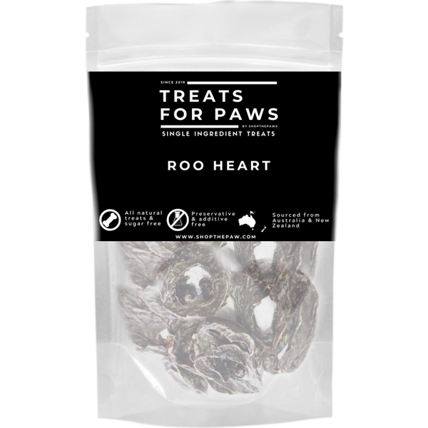 Treats For Paws - Roo Heart | Treats | TreatsForPaws - Shop The Paws