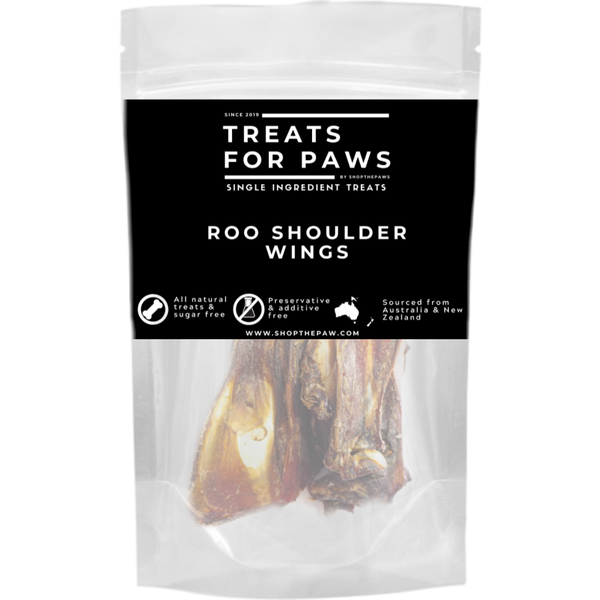 Treats For Paws - Roo Shoulder Wings