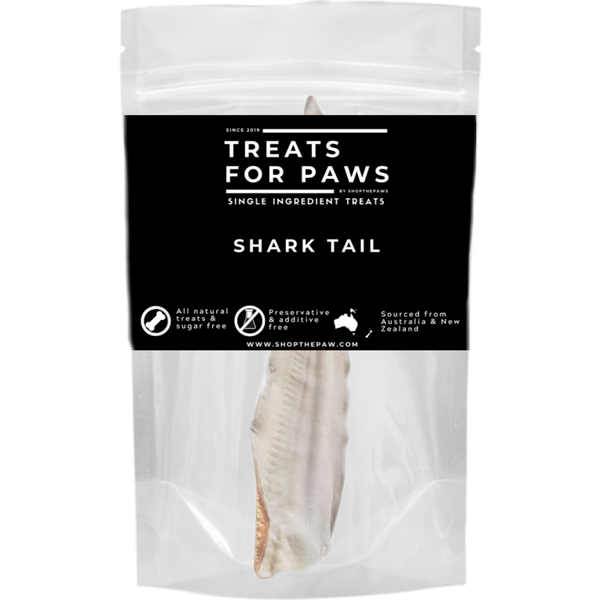 Treats For Paws - Shark Tails - Treats - TreatsForPaws - Shop The Paws
