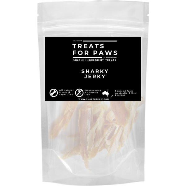 Treats For Paws - Sharky Jerky