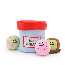 Load image into Gallery viewer, Ice cream bucket hunting toy