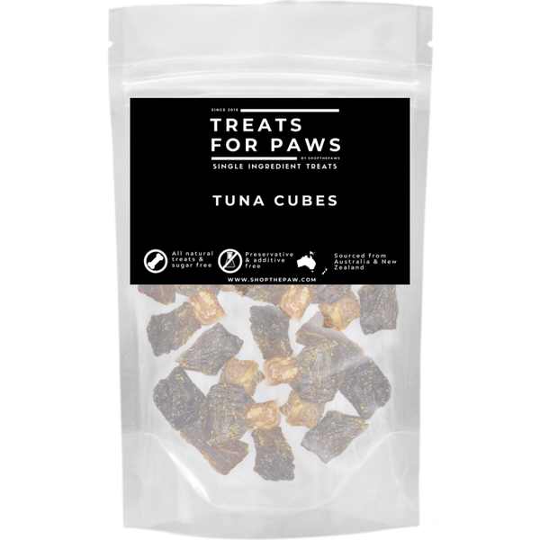 Treats For Paws - Tuna Cubes [seasonal] | Treats | TreatsForPaws - Shop The Paws