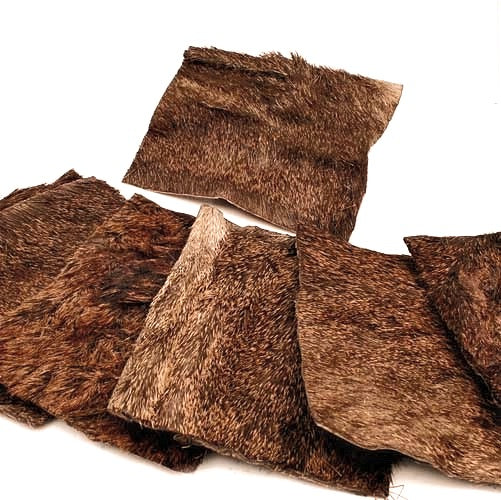 Treats For Paws - Venison Skin with Hair