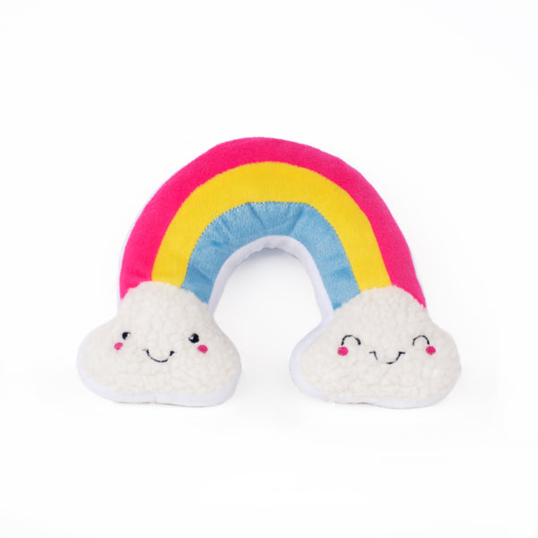 Zippypaws Squeakie Pattiez - Rainbow | Toys | ZippyPaws - Shop The Paws