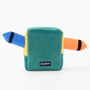 ZippyPaws Burrow Crayon Box | Toys | ZippyPaws - Shop The Paws