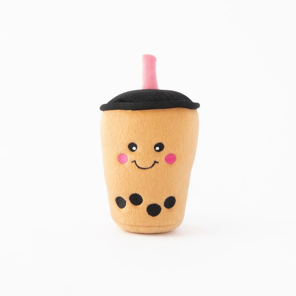 Zippypaws Nomnomz - Boba Milk Tea | Toys | ZippyPaws - Shop The Paws