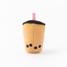 Load image into Gallery viewer, Zippypaws Nomnomz - Boba Milk Tea