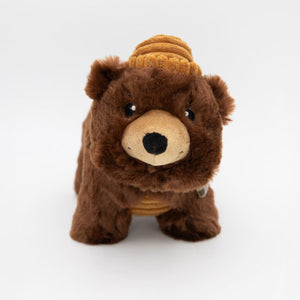 ZippyPaws Grunterz - Bear | Toys | ZippyPaws - Shop The Paws