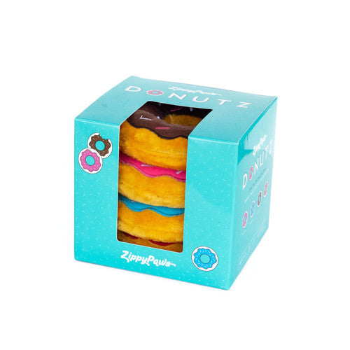 ZippyPaws Donutz Gift Box | Toys | ZippyPaws - Shop The Paws
