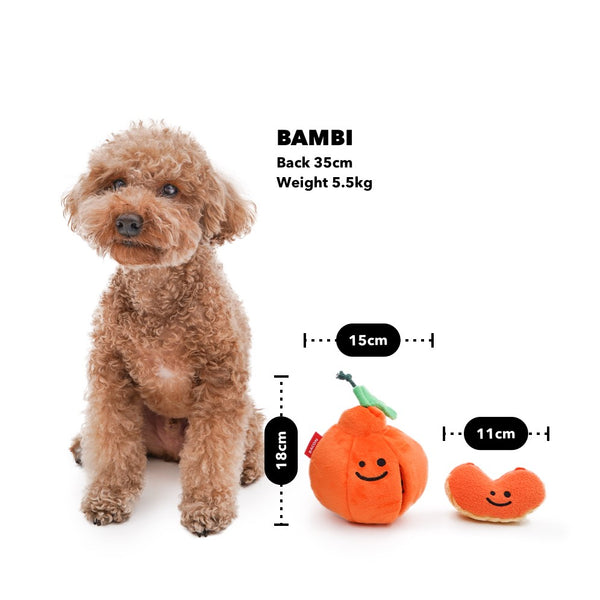 Bacon Hallabong Tangerine | Toys | Bacon - Shop The Paws