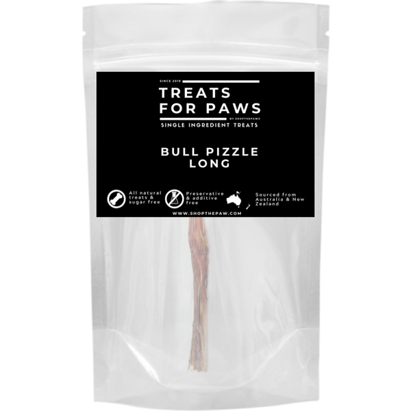 Treats For Paws - Long Standard Bully Stick | Treats | TreatsForPaws - Shop The Paws