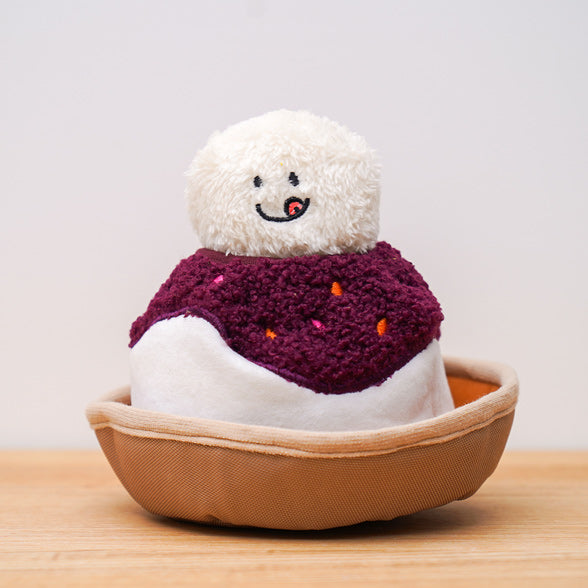 Bacon Patbingsu Red Bean Shaved Ice Bowl | Toys | Bacon - Shop The Paws