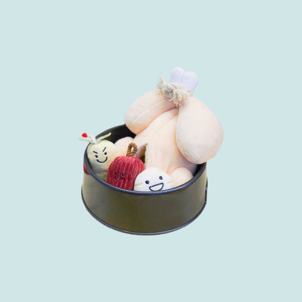 Bacon Samgyetang Ginseng Chicken Soup | Toys | Bacon - Shop The Paws