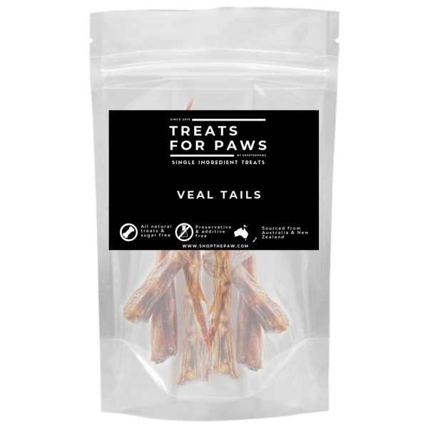 Treats For Paws - Veal Tails