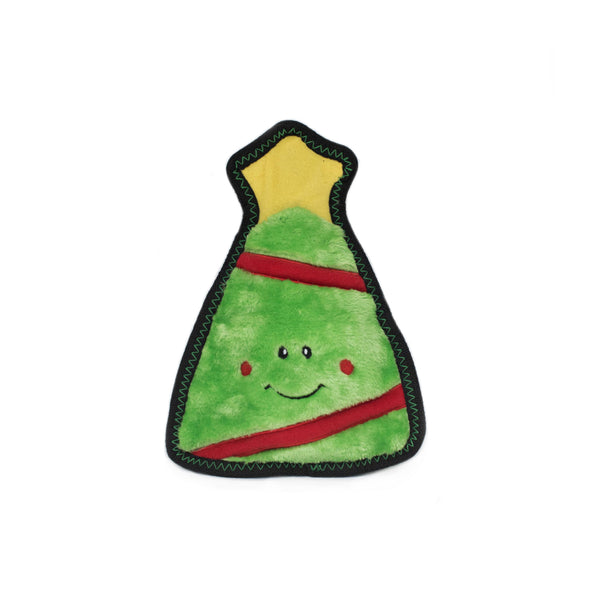 ZippyPaws Holiday Z-Stitch® - Christmas Tree | Toys | ZippyPaws - Shop The Paws