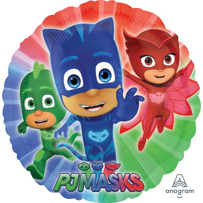 Foliopallo PJ Masks Pyjamasankarit