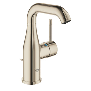 Grohe Essence Basin Mixer M-size Polished Nickel