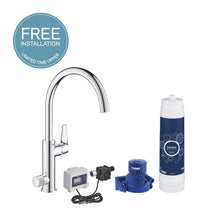 Load image into Gallery viewer, GROHE BLUE PURE BAUCURVE STARTER KIT