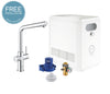 GROHE BLUE PROFESSIONAL L-SPOUT KIT