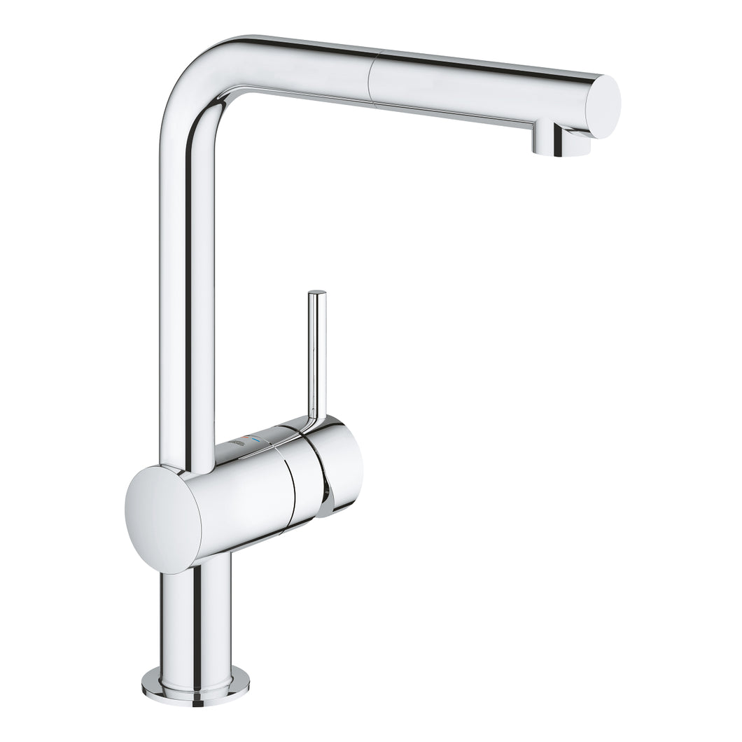Minta Single-lever Sink Mixer Pull-out Spout